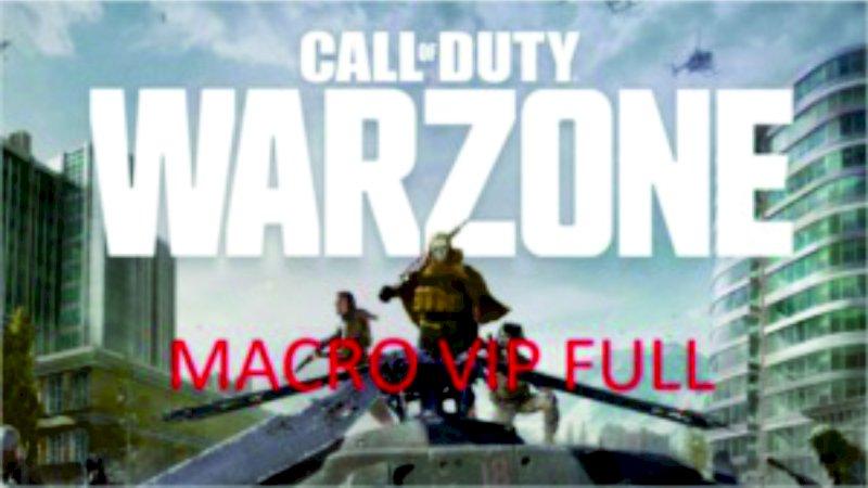 MACRO CALL OF DUTY WARZONE 100% SEGURO - ALL ARMAS - VITALÍCIO