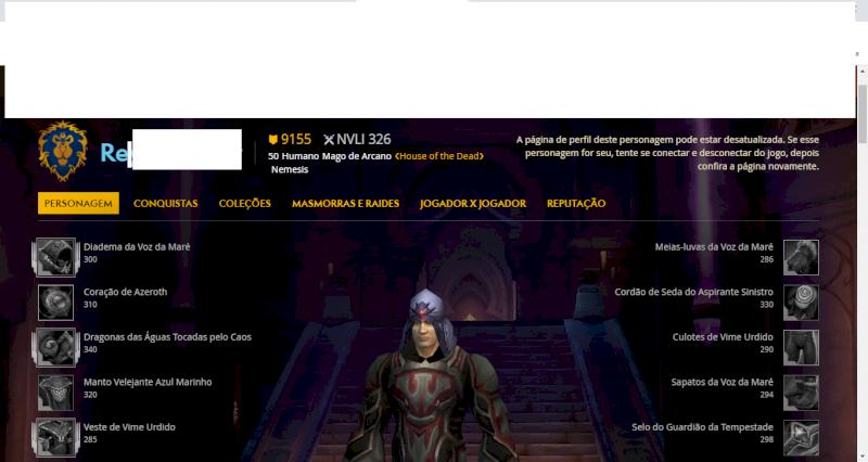 Vendo conta completa com 3 jogos da Blizzard