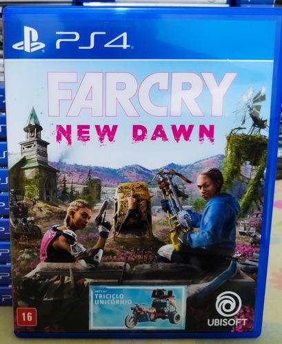 Far Cry New Dawn PS4