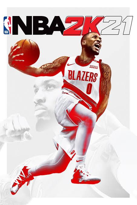 NBA 2k21 Apenas o jogo