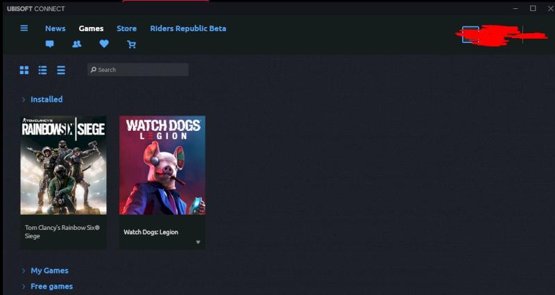 conta da ubisoft Tom Clancy's Rainbow Six Siege e watch dogs legion ultimate