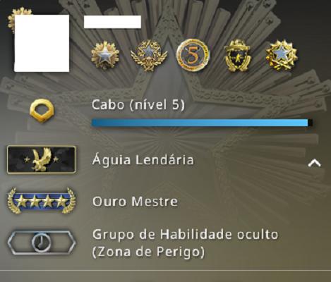 CONTA CS:GO PRIME