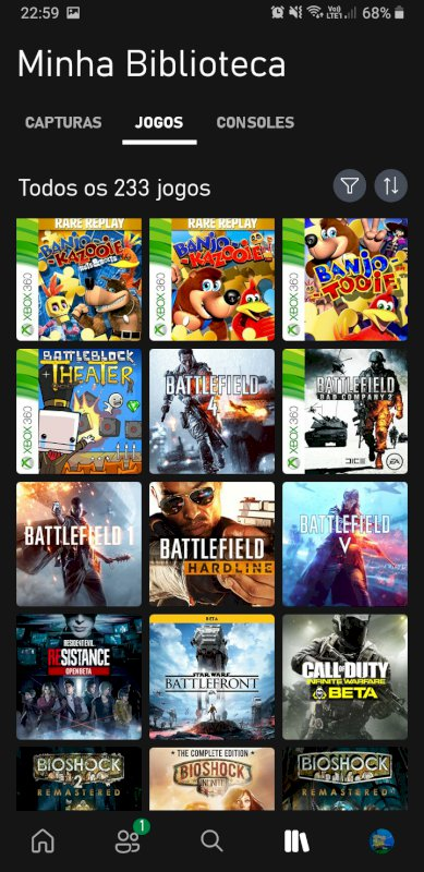 Conta Xbox One 100+ Jogos