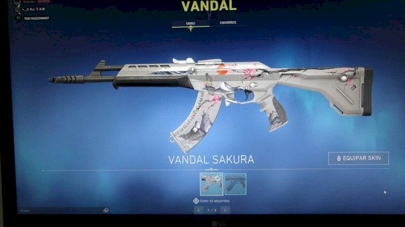 Vendo Conta do Valorant, todos os personagens desbloqueados,banner do beta+skins