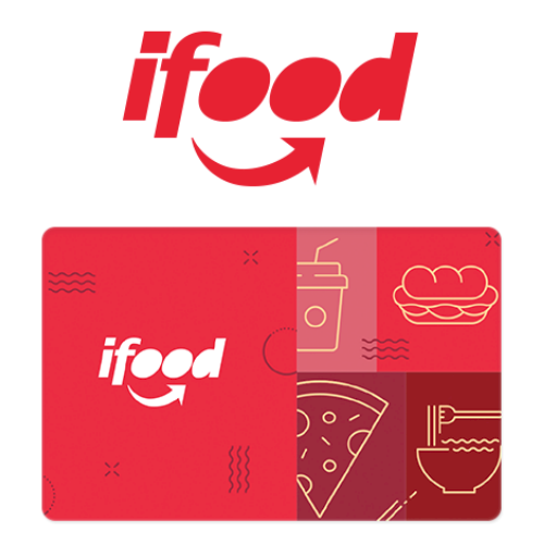 R$ 20,00 Ifood Gift Card (BR)
