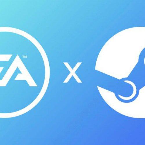 Conta Steam + EA Play 12 Meses.