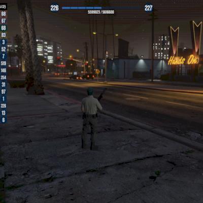 vendo conta de GTA nível 228