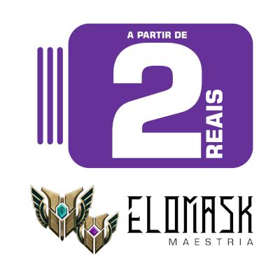 ELOMASK ELOJOB - MAESTRIA LOL