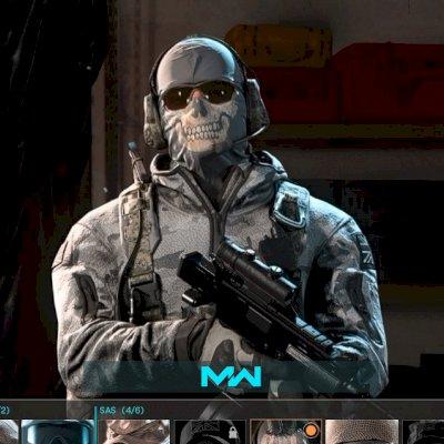Conta cod warzone dm ultra + overwatch (mw + cold war)