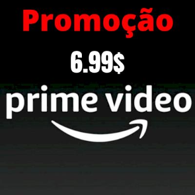AMAZON PRIME VIDEO 30 DIAS , 3 DISPOSITIVOS