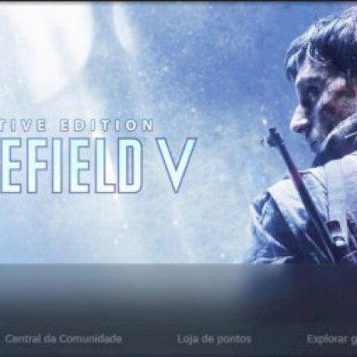 Conta Steam com Jogos Battlefield V: Edição Definitiva e Aragami: Nightfall