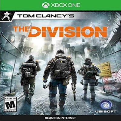 Jogo Tom Clancys The Divison X Box One Mídia Física