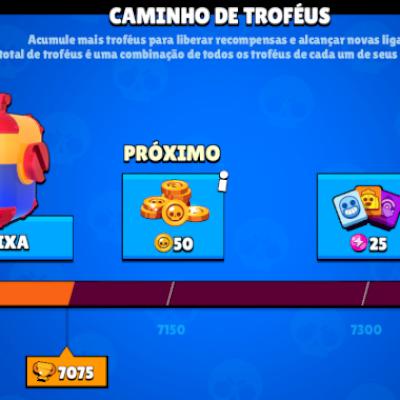 Conta passe 8(prime) full, 29/51, 7k troféus.