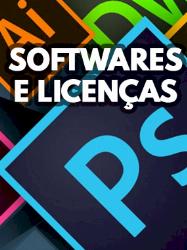 Softwares e Licenças
